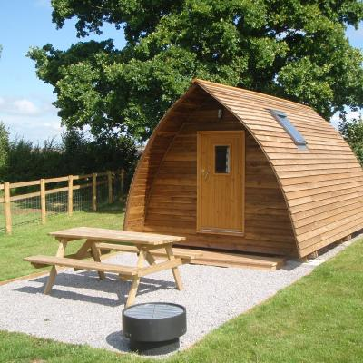 Secret Valley   Glamping in Somerset Image