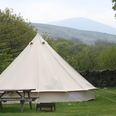 Doorstep Discovery Series – Go Glamping in Wales Image