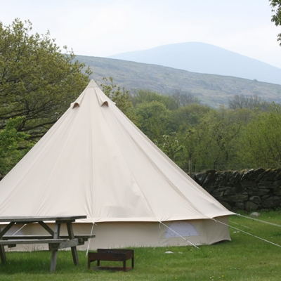 Doorstep Discovery Series – Go Glamping in Wales