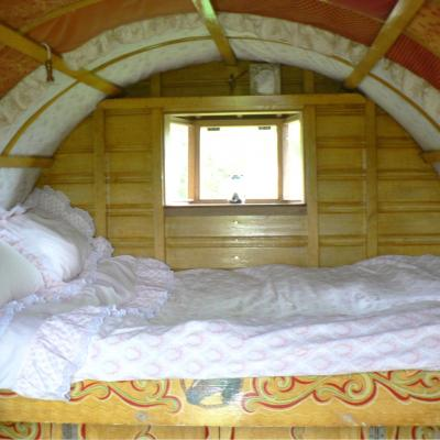 A great review for Acorn Ponds Glamping experience (Shropshire)West Midlands area Image