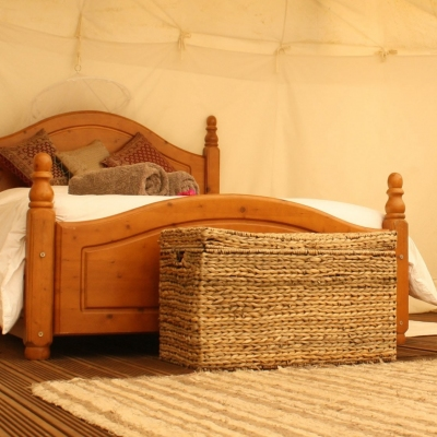 Glamping in Portugal at Tipi Algarve