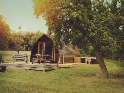 Hill Farm and Orchard Wigwams