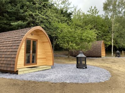 Glamping at Honnington Image