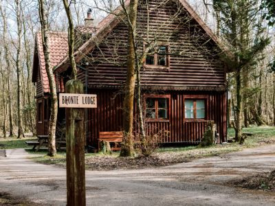 Chevin Woodland Lodges  Cabins