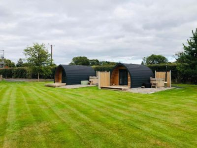 Kingsland Glamping at The Arbour