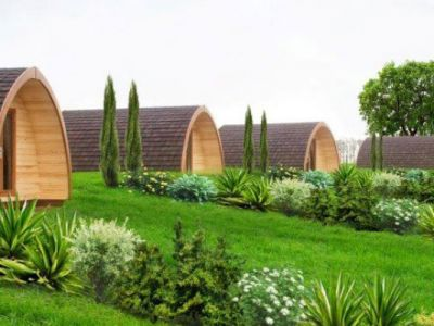 Notgrove Glamping Pods