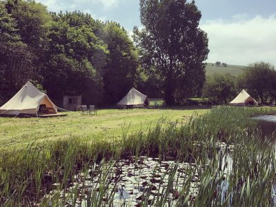 Chalke Valley Camping Image
