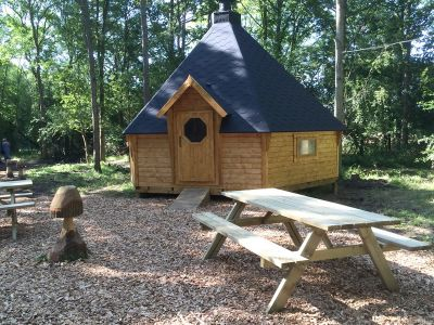 Cotswold Woodland Glamping