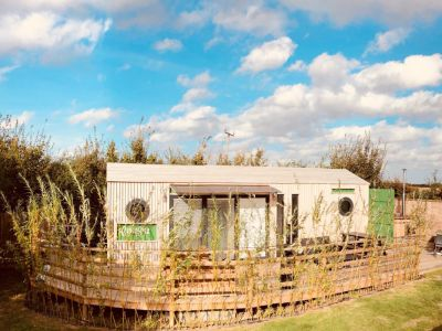 Lee Wick Farm Cottages and Glamping Image