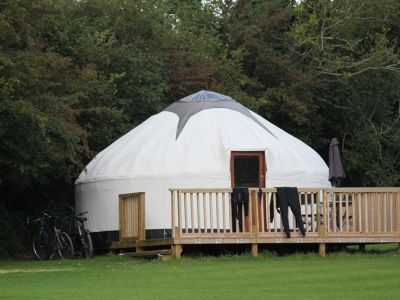 Luxury Cornish Yurts Image